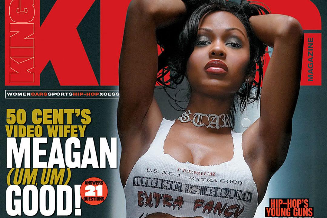 Meagan good king magazine