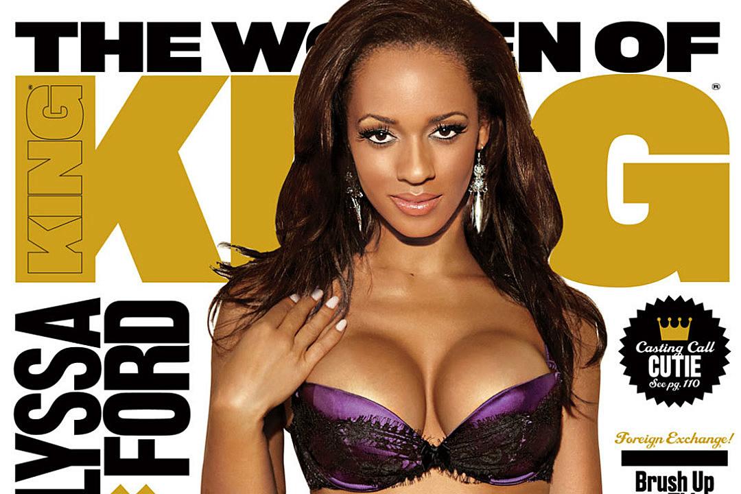 melyssa ford magazine King